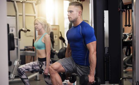 下半身減脂操演 練出結實翹臀與大腿肌