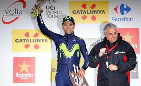 老將發威 Valverde贏得關鍵環加泰隆尼亞第五站