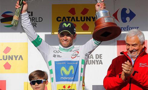 Valverde用最後一站勝利 為環加泰隆尼亞總冠軍錦上添花
