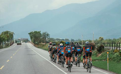 地坎纳10周年单车探索之旅 花东篇