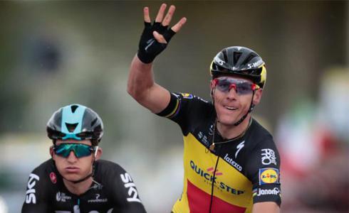 一计回马枪 老将Gilbert第四度于Amstel Gold赛事封王