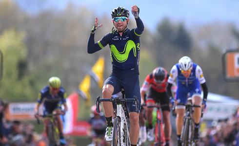 五届冠军 Valverde化身瓦隆之箭王者
