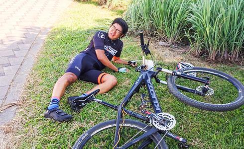比賽報告:捷安特自行車嘉年華越野障礙賽競賽