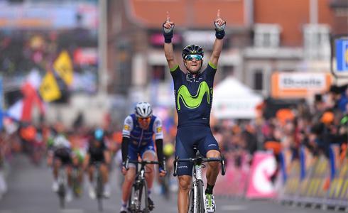 36岁老将再展雄风 Valverde第四度赢得列日-巴斯通-列日