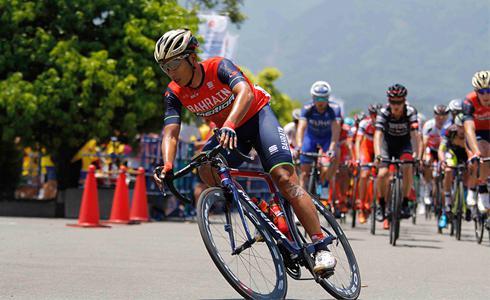 参与决胜时刻 环日本第三站 阿凯状态依旧火热