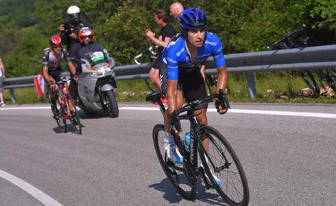 走出摔车阴影 Landa勇夺环义十九站 总排由Quintana暂居领先