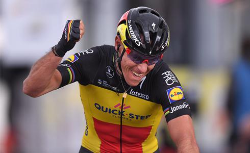 老兵不死 Gilbert于环瑞士第二站夺冠