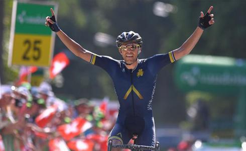 环瑞士第四站 让Warbasse眼眶泛红的冠军