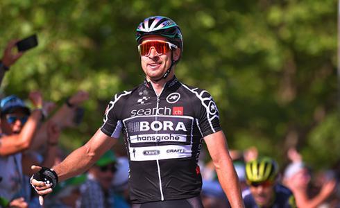 选对路线 Sagan环瑞士第二胜入手