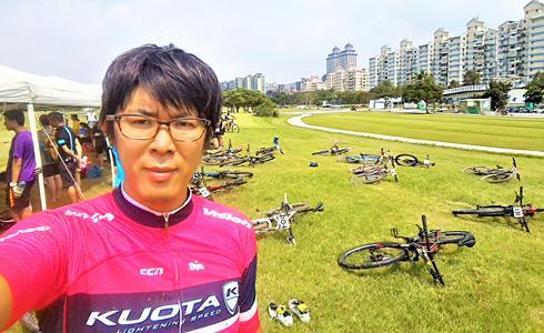色色日本歐吉桑的參賽日誌-青年盃登山車越野賽