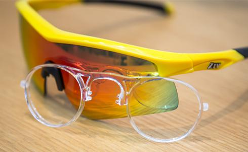 近視族別煩惱!三招教你輕鬆戴上運動眼鏡