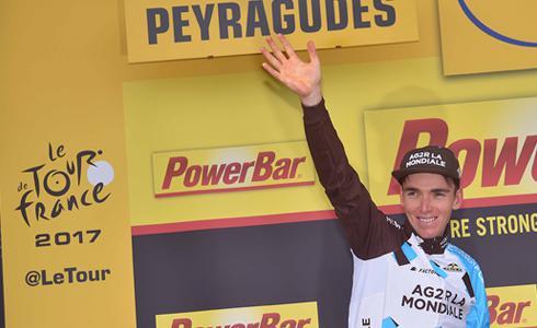 環法賽後雜談-Romain Bardet
