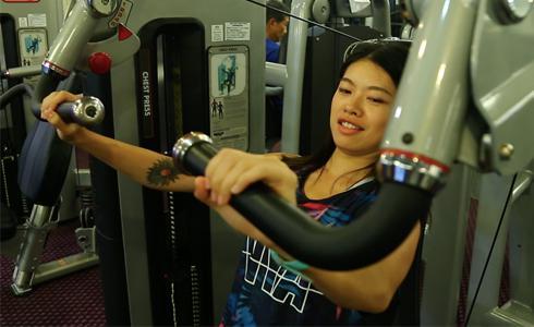 專業嚴選 提升騎車能力的上半身重訓動作