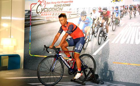 阿凱帶你騎!挑戰香港單車節的高難度路段