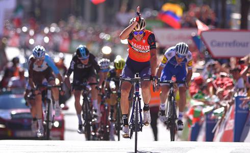 环西第三站 Nibali夺单站 Froome拿下总排领先