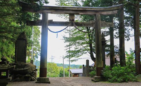 神所居住的地方 長野市戶隱(上)— 走入神道 來去神社住一晚