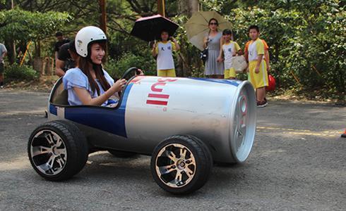 引爆全球瘋潮!Red Bull皂飛車大賽 台灣最狂賽道搶先曝光