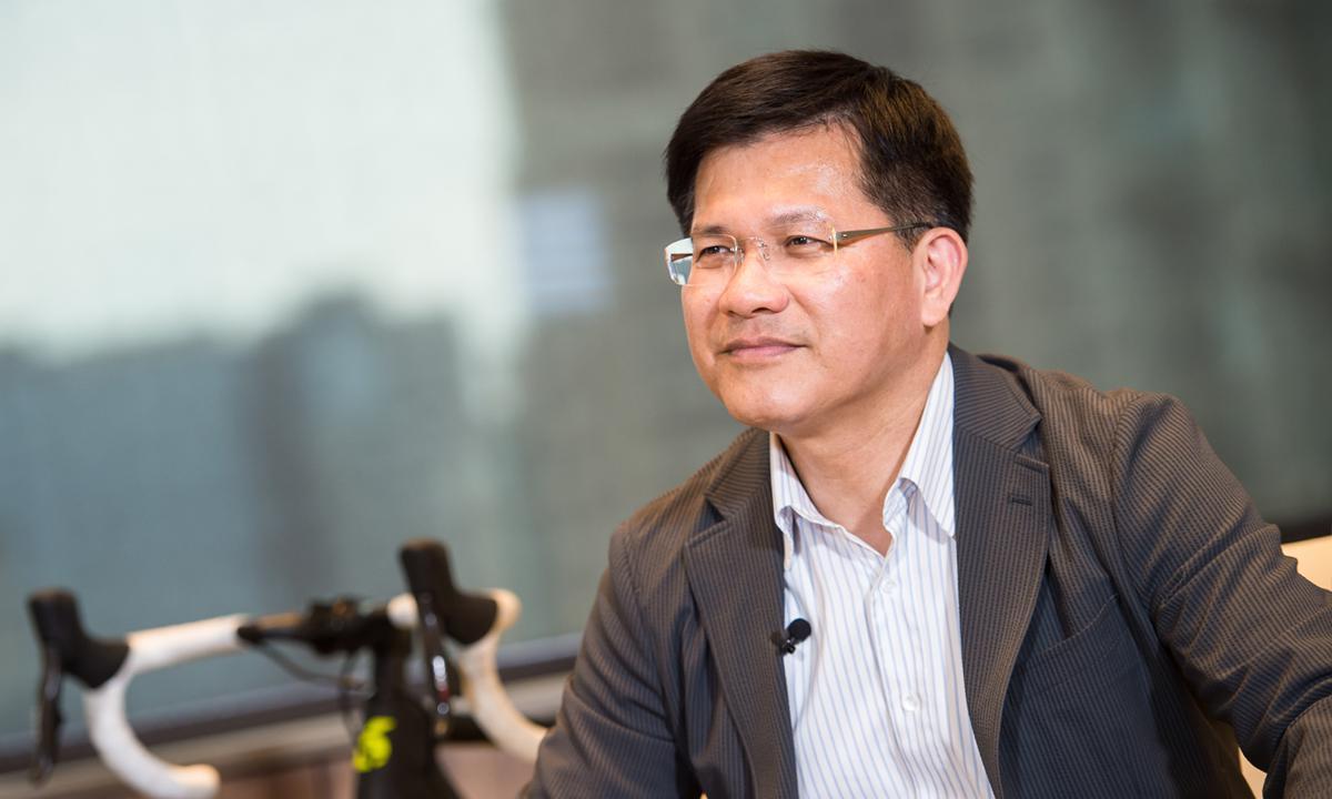 大台中單車生活 林佳龍市長專訪