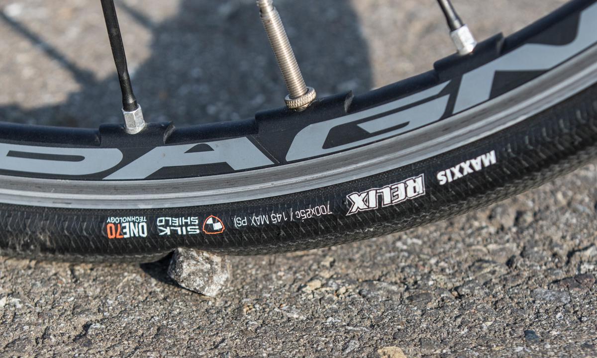 別輕視穩定的力量 MAXXIS Relix競技胎