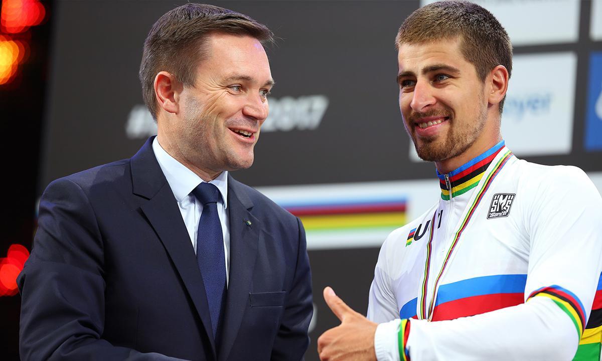「出肘風波」和解收場 Sagan與UCI達成協議