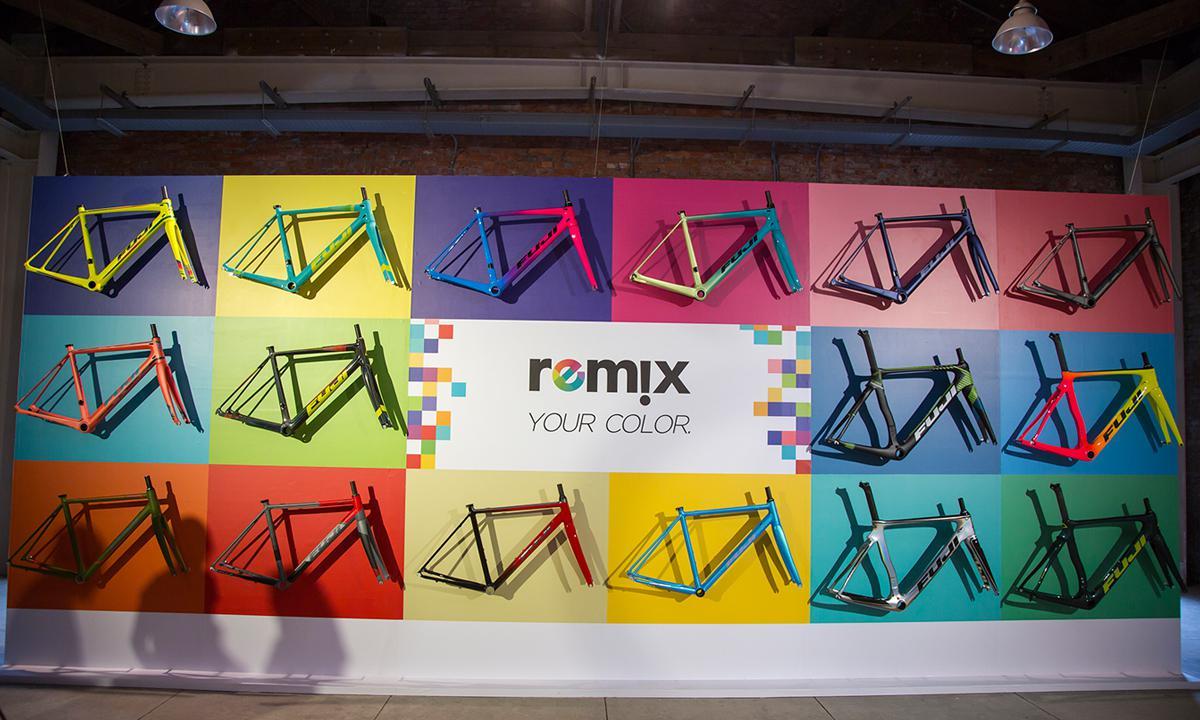 做自己的车!富士Remix打造独一无二的专属色彩