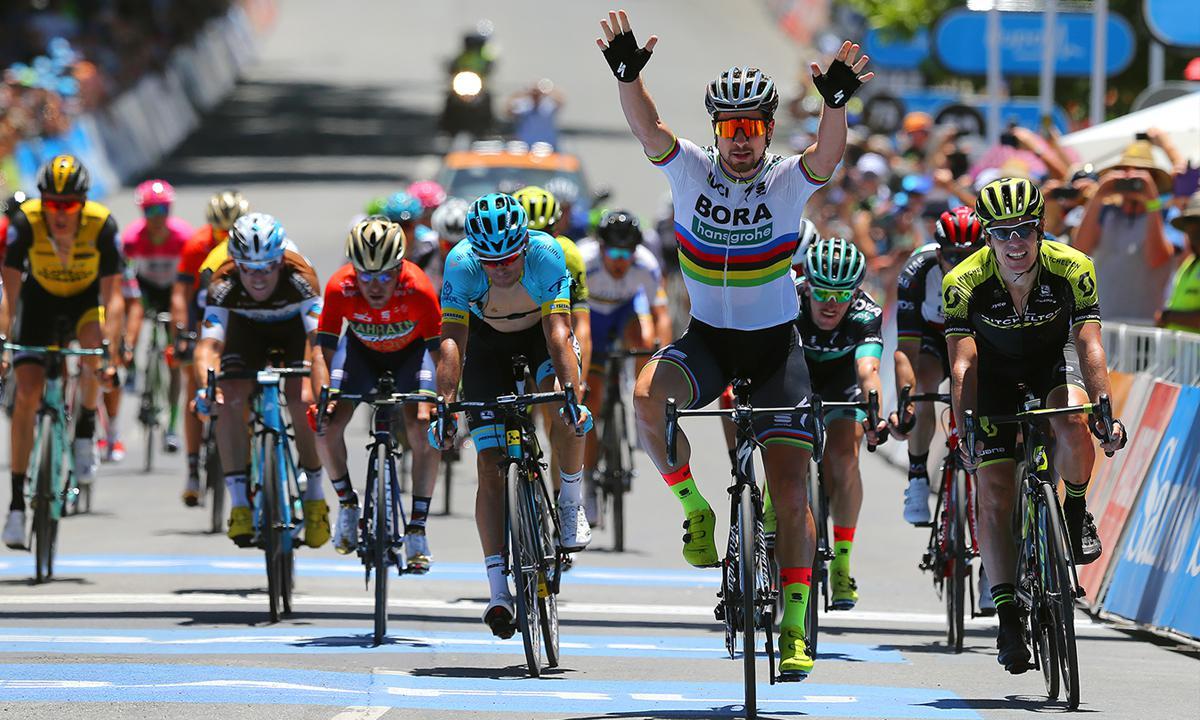 利用对手当跳板 Sagan南澳洲第二胜入袋