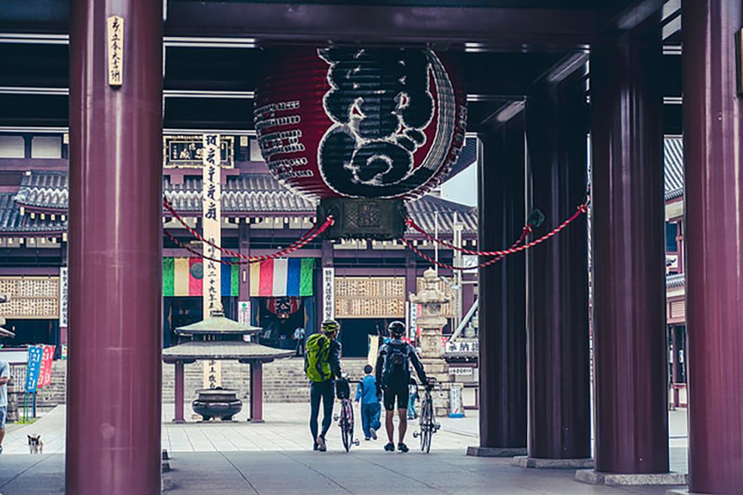 【安森旅行日記】騎行日本關東—從川崎出發 體驗街道與文化的完美融合