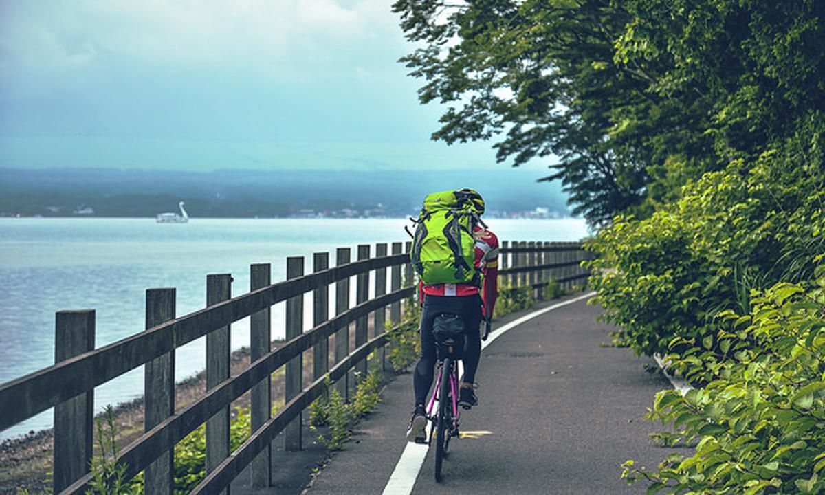 【安森旅行日記】騎行日本關東—心血來潮的富士五湖路線