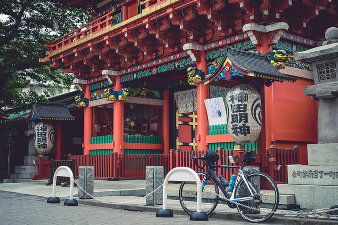 【安森旅行日記】騎行日本關東—結束騎行 欣賞對單車族超友善的豐富東京