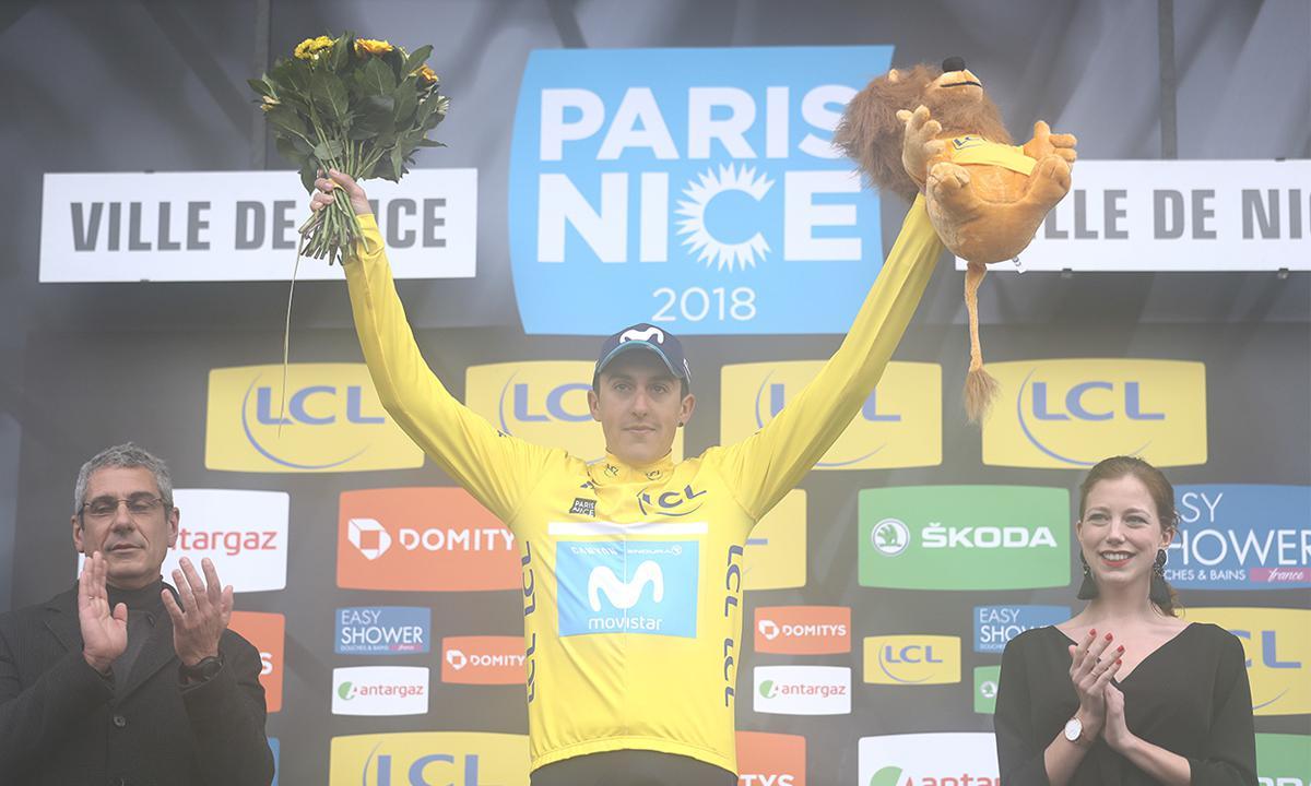 不可思议大逆转 Soler抢下巴黎-尼斯总冠军