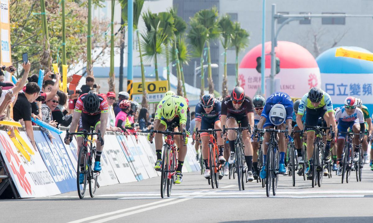 威利爾Luca以些微之差 驚險拿下第五站冠軍