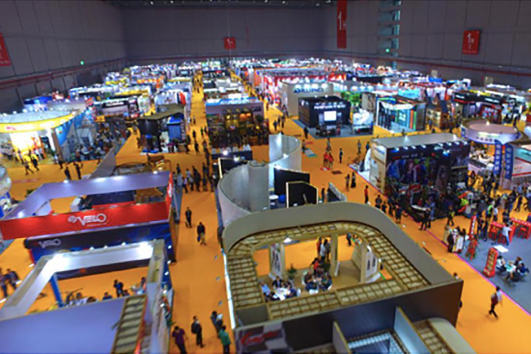 2018中国展 看自行车产品来这4个馆