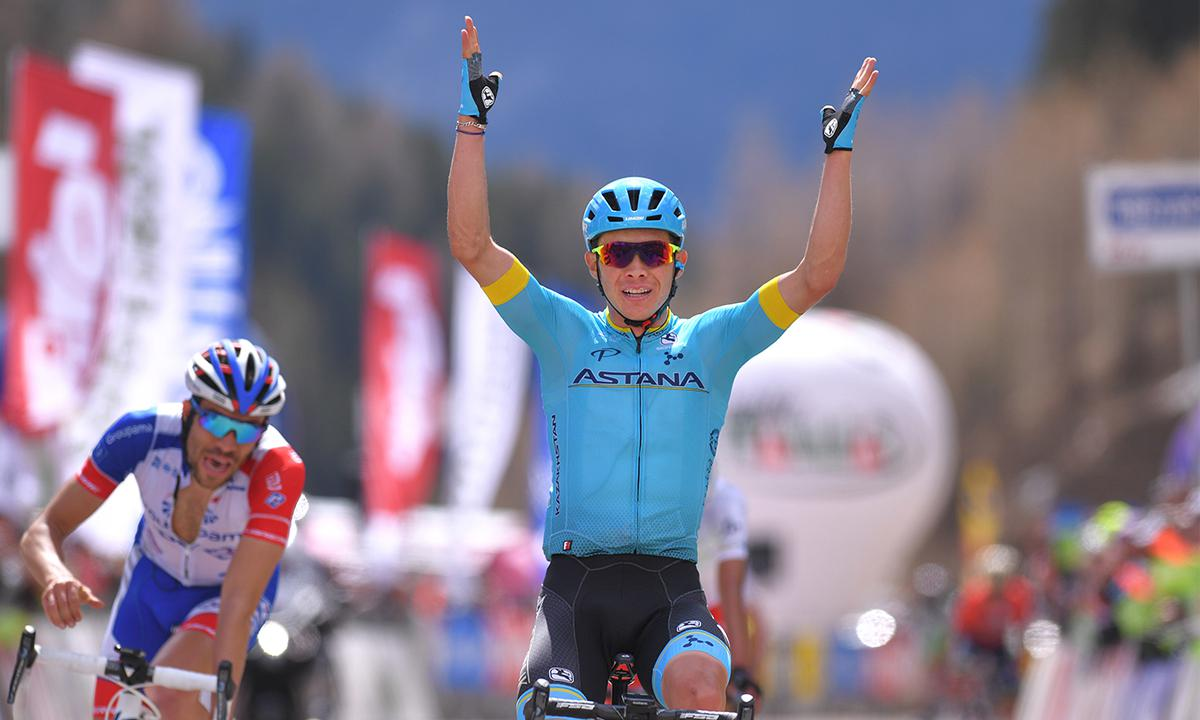 Lopez强力出击 Astana团队于环阿尔卑斯二连胜