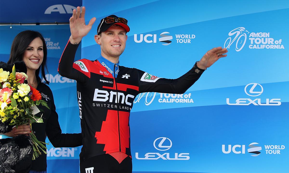 拿單站搶黃衫 Van Garderen成為環加州第四站最大贏家
