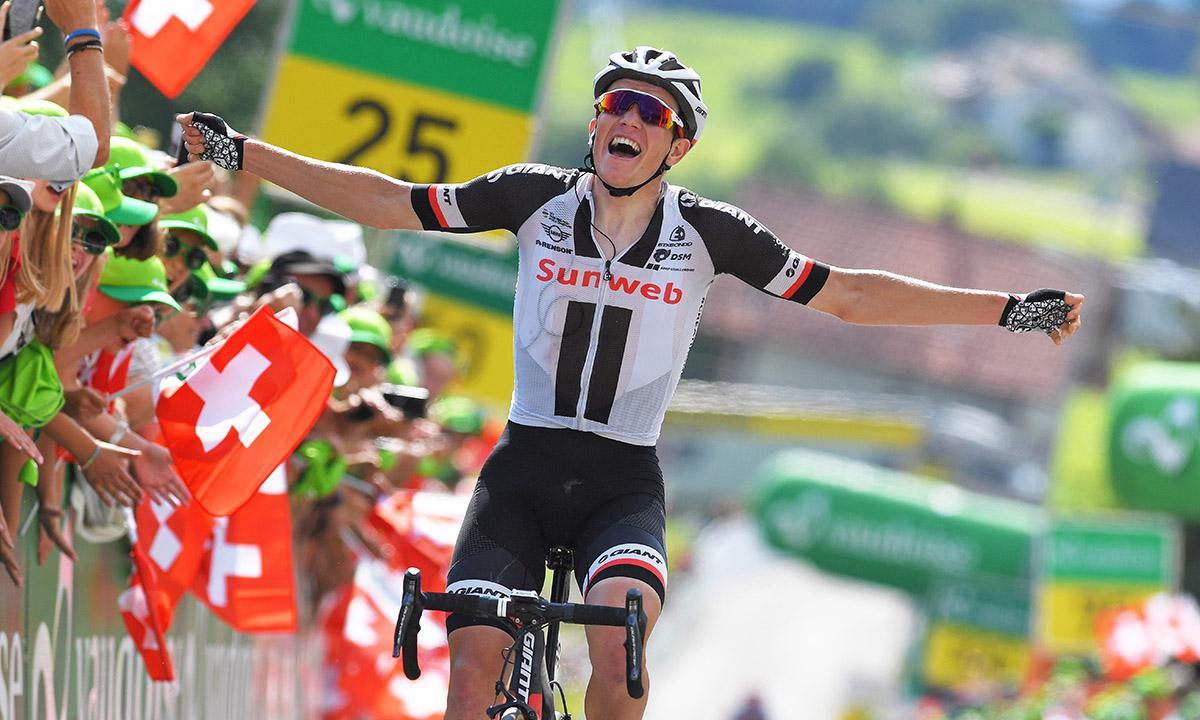 環瑞士第六站 Kragh Andersen展爬坡長才奪勝