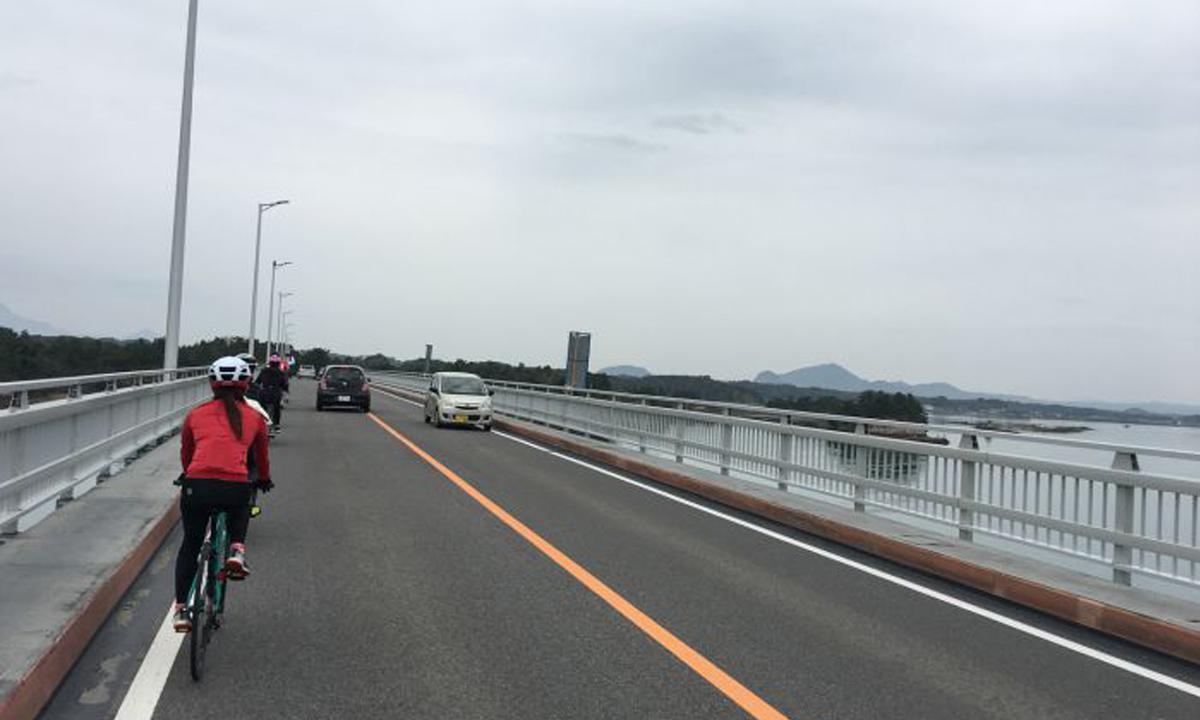 日本单车桥之旅(上)—独一无二的天草五桥双轮体验