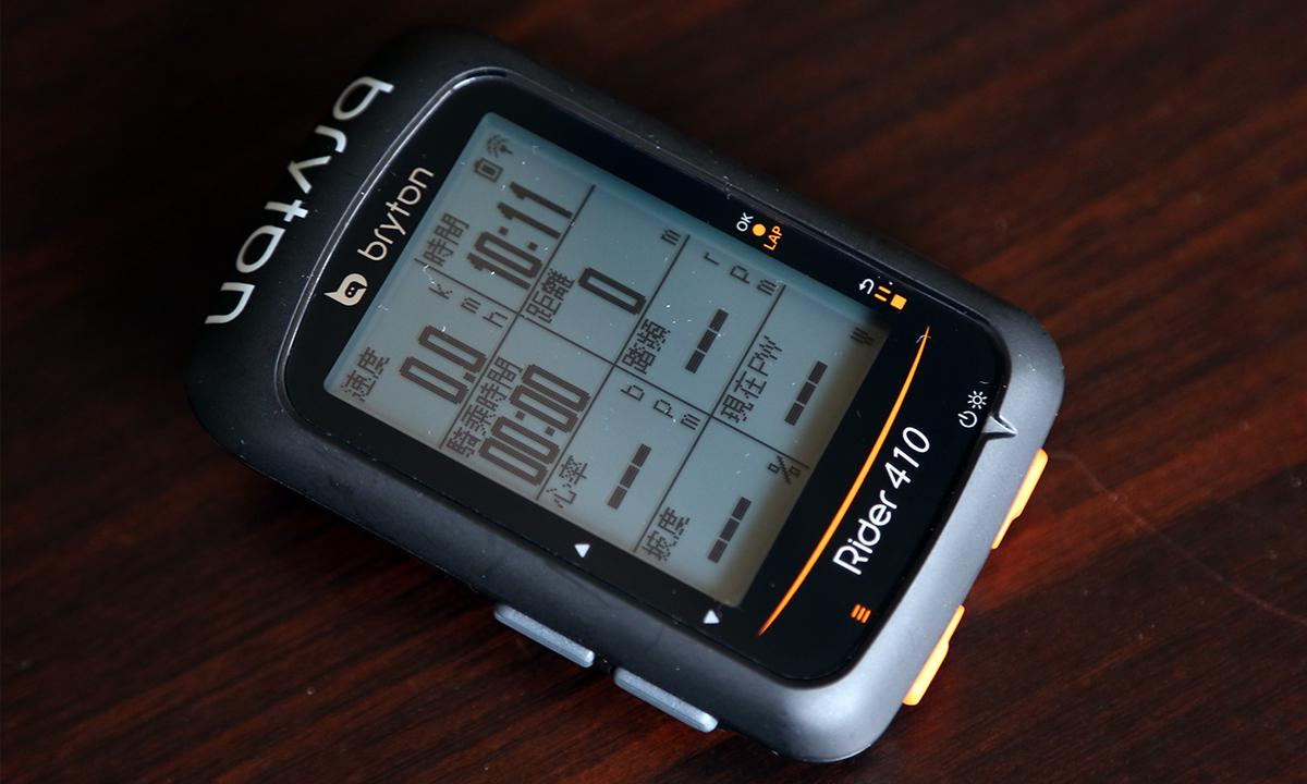 車錶CP值絕高選擇 BRYTON RIDER 410實測