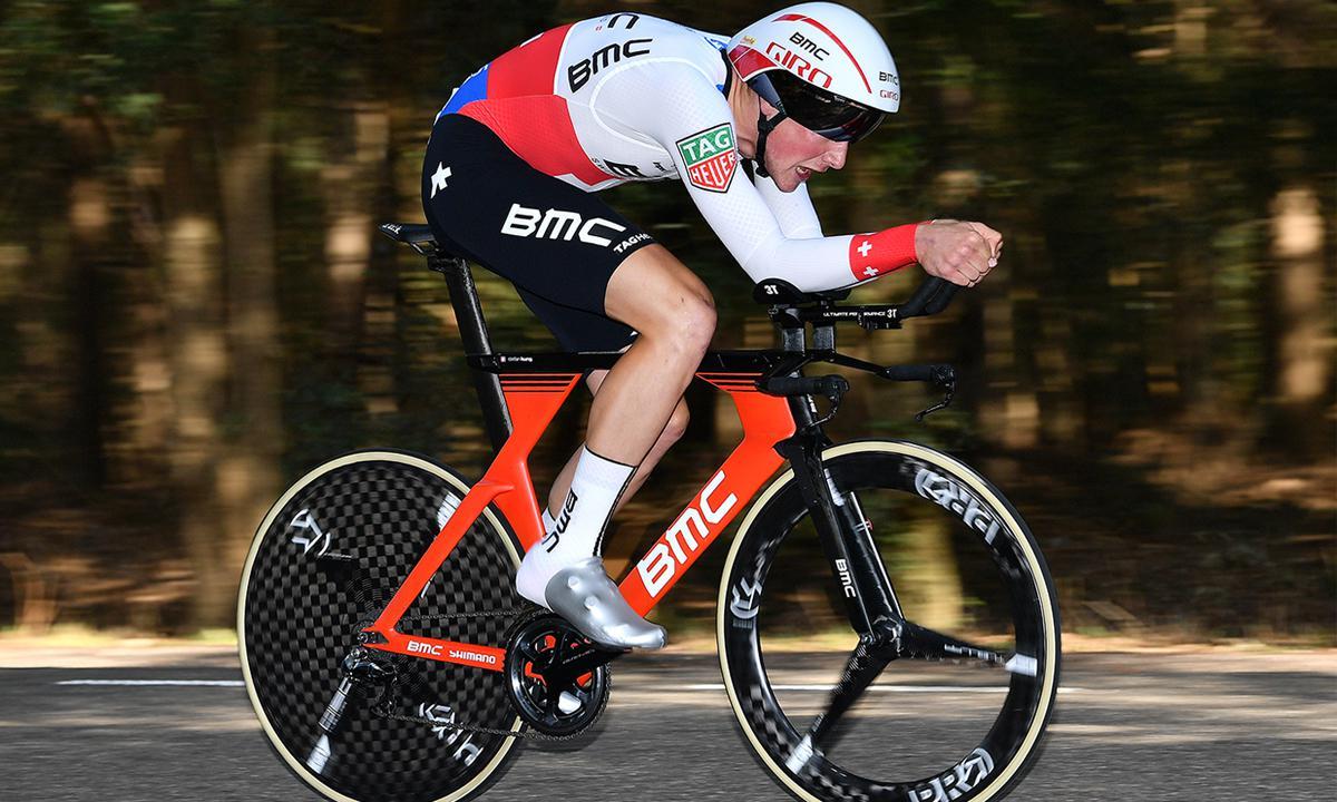 均速53.7公里 Küng化身為BinckBank第二站最速男