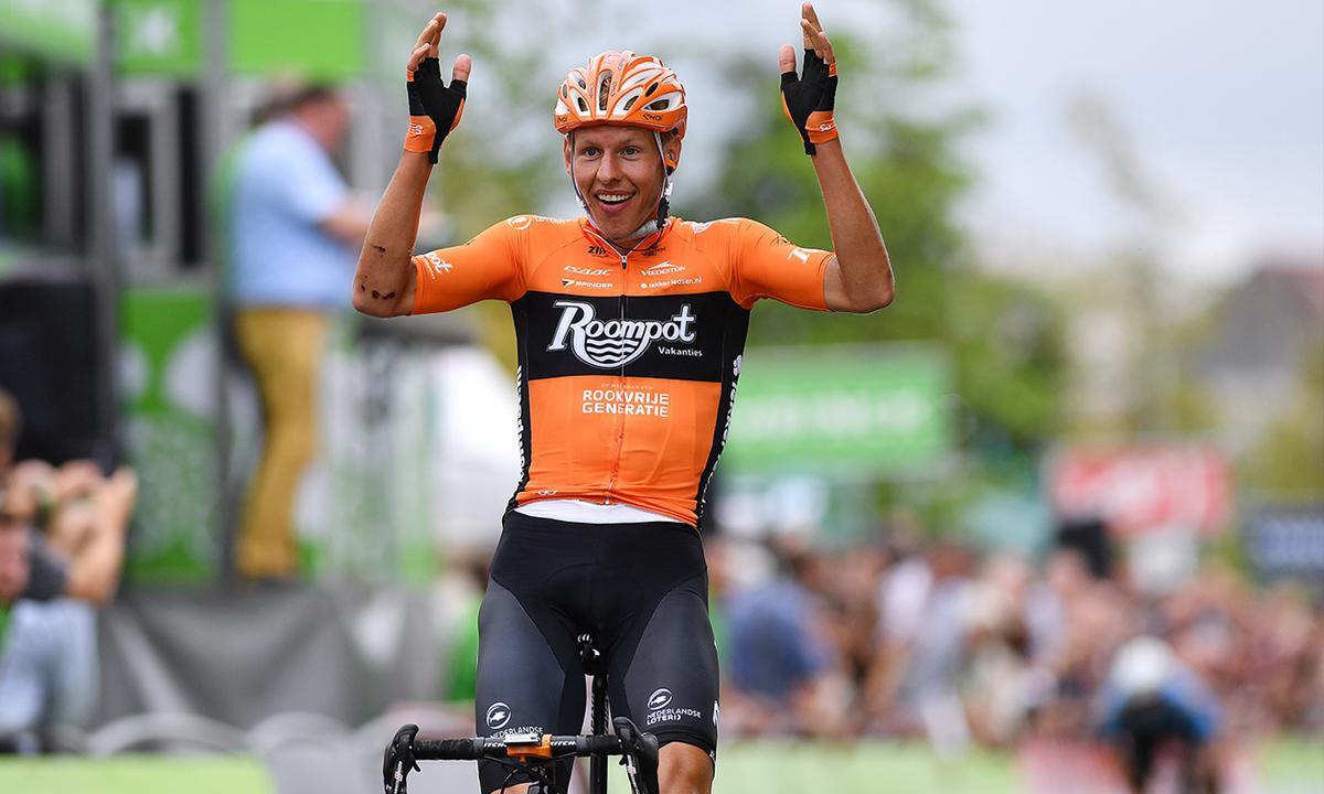 自己都訝異的勝利 Van Der Hoorn爆冷贏得BinckBank賽第三站
