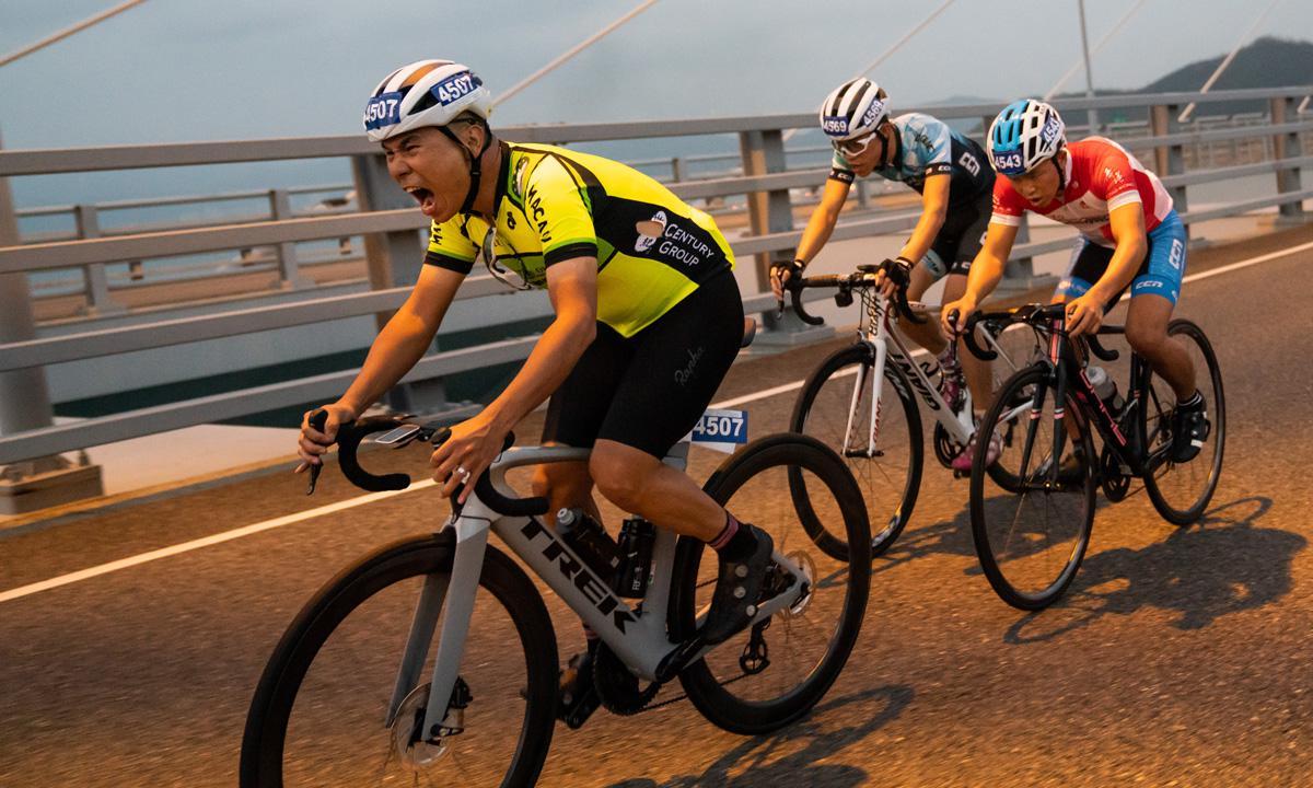 香港單車節搭配Hammer香港站 享受奔馳的快感