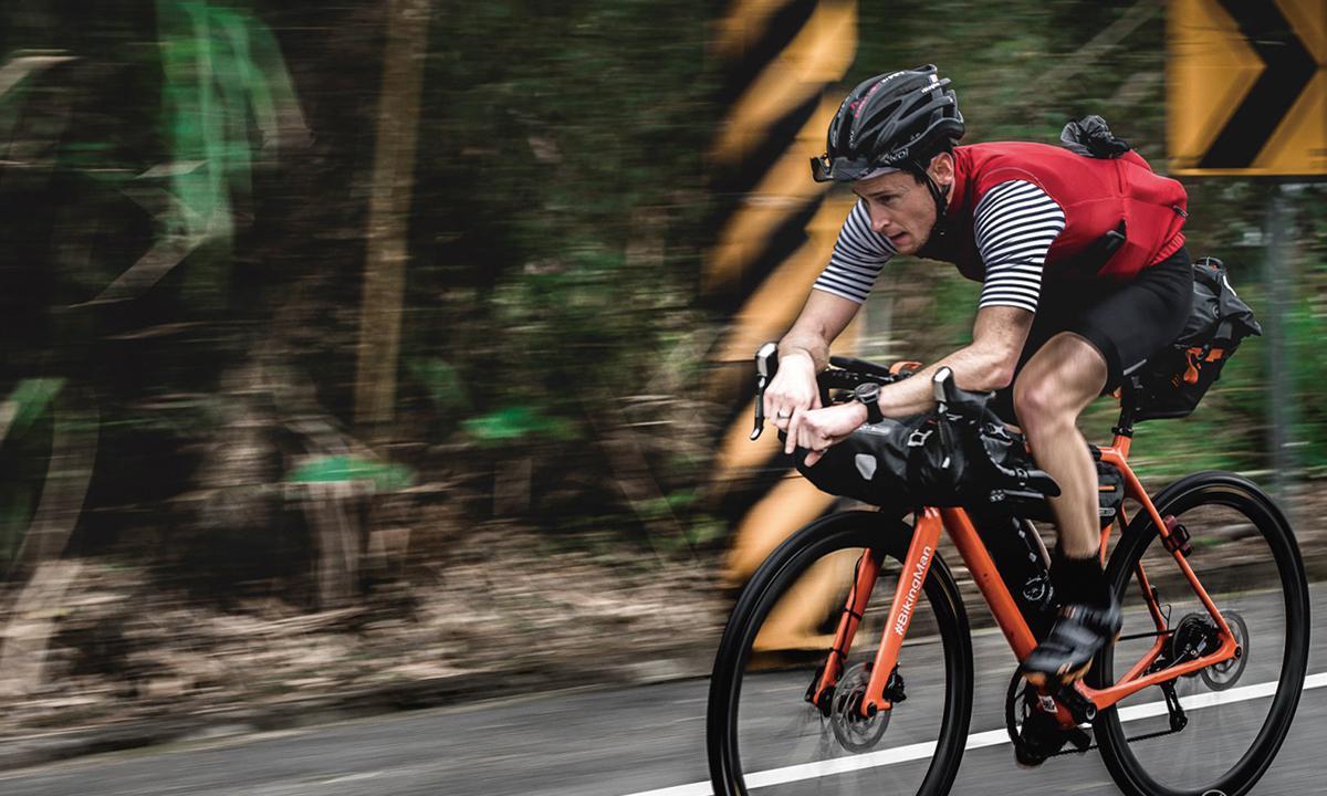 120小時內環島探索及無援極限耐力單車賽