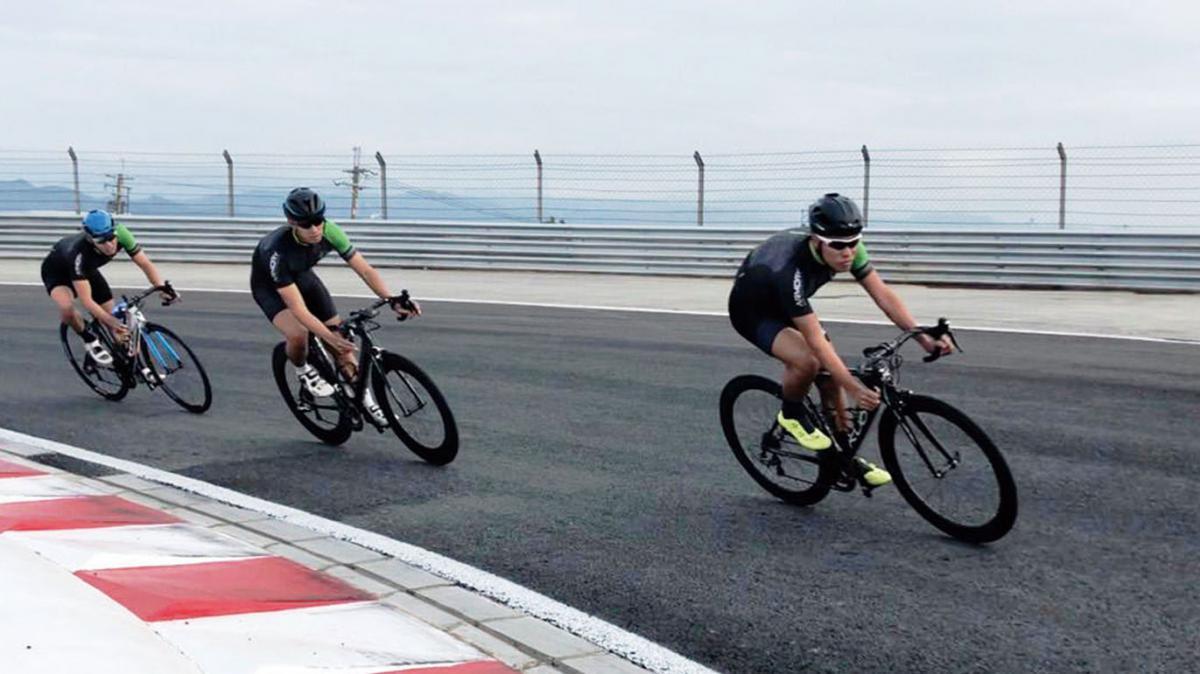 就在明天!WE FIGHT CYCLING X麗寶國際賽車場單車飆速賽