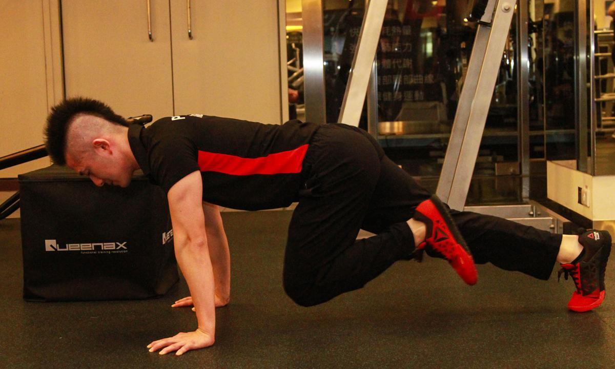增強騎車能力的下肢訓練(3)—進階徒手訓練