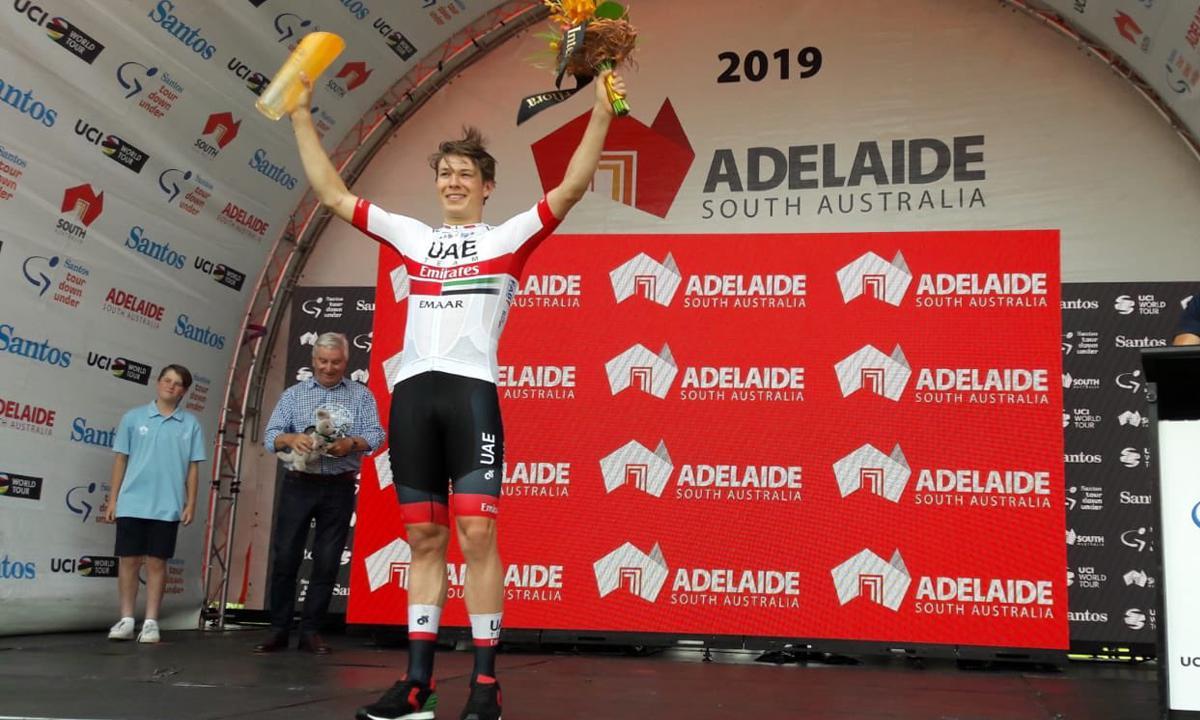 Ewan頭鎚失格 Phlipsen遞補環南澳第五站冠軍