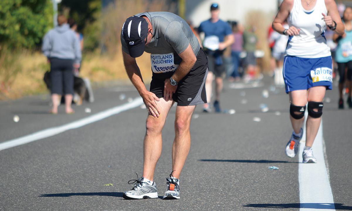 賽後缺少拉筋 小心髂脛束來作怪