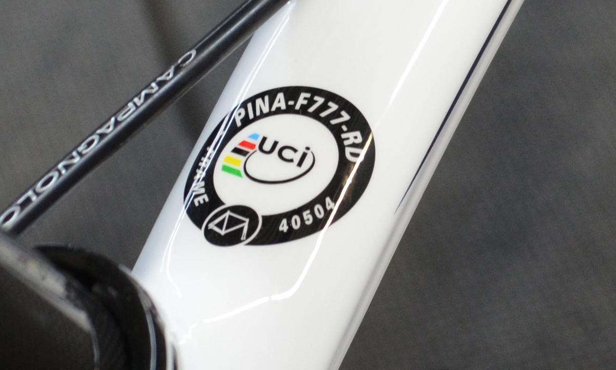 關於UCI認證貼紙的10個常見問題