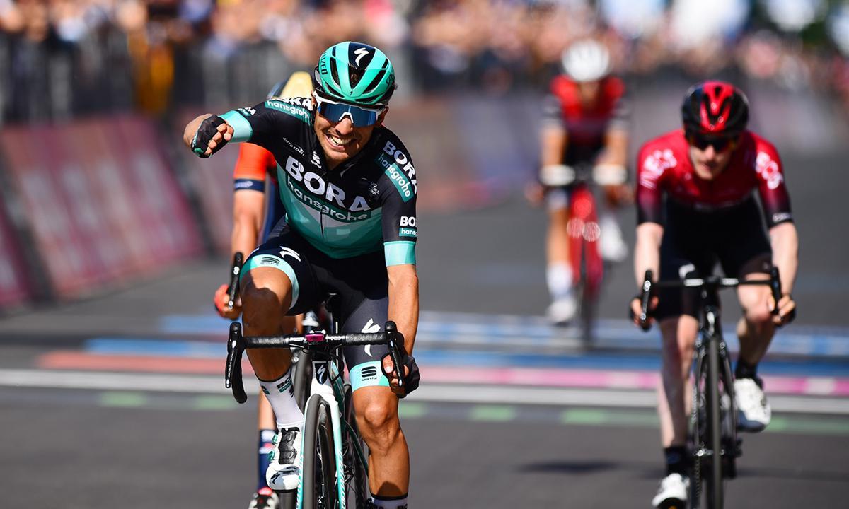 環義第十二站黑馬出線 Benedetti終點前加班趕路贏得勝利