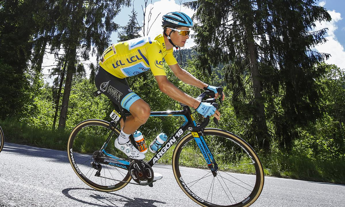 小環法最終站 Van Baarle取勝 Fuglsang贏得黃衫
