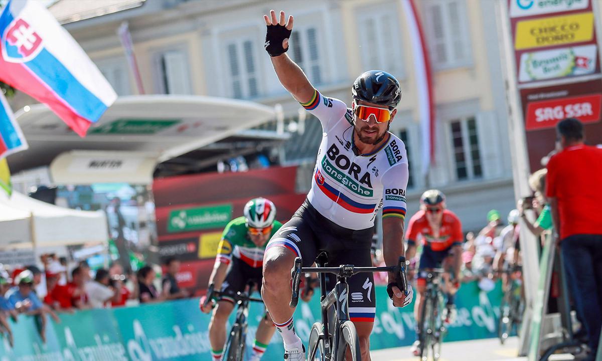 插隊成功 Sagan輕鬆拿下環瑞士第三站
