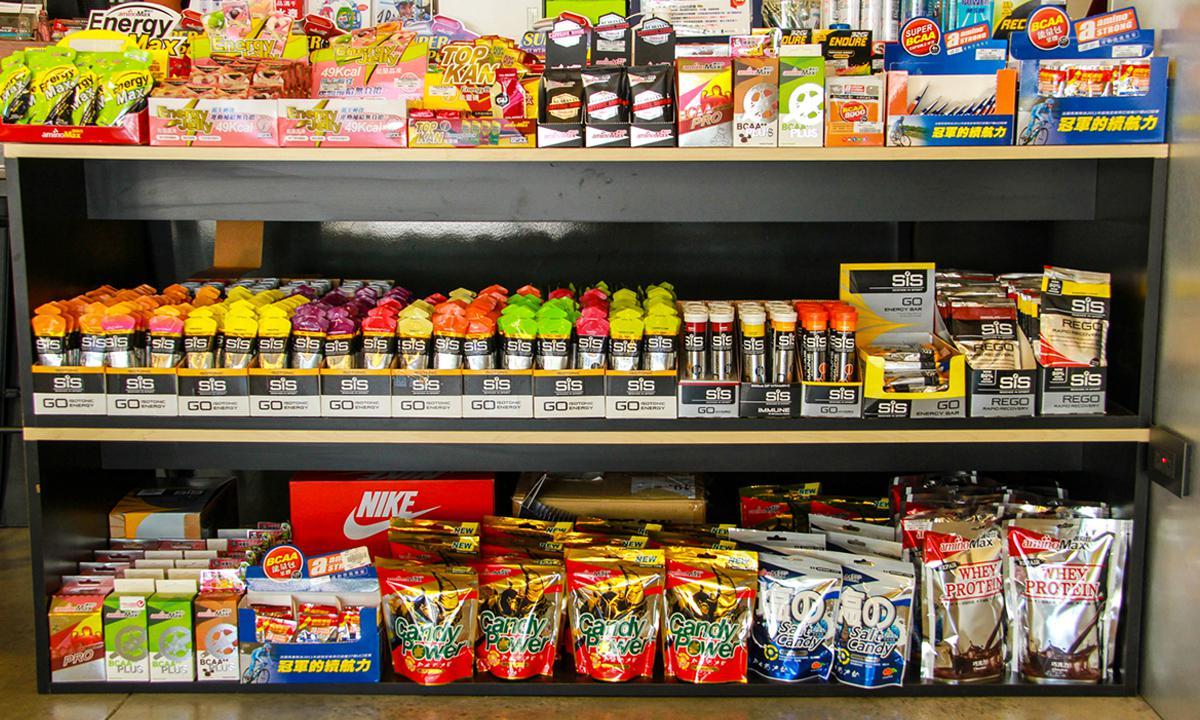 市售补给品 营养标示知多少?